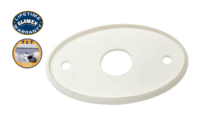 Accessories - V9102 - WHITE RUBBER GASKET FOR V9172 MOUNT