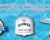 GLOMEX WINS DUAL INDUSTRY HONORS