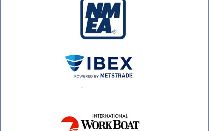 NMEA IBEX WorkBoat Show - Glomex Marine Antennas USA